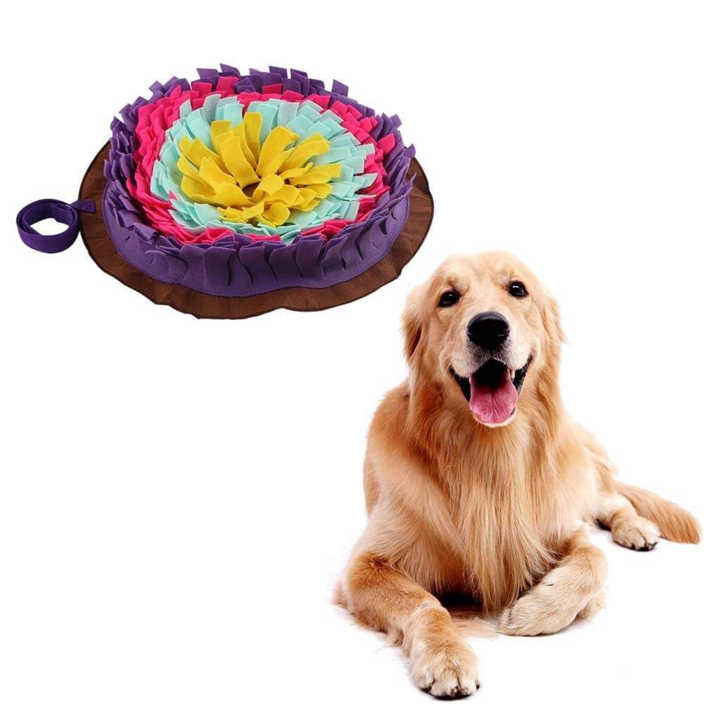 Dog Puzzle Toys Dog Training Games AICHO Interative Treat Dispensor For Your Dog